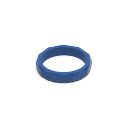 Denim Bangle - Silicone Teething Bracelet from Lara and Ollie