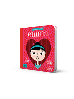 Emma - Best Baby Books - Books for Babies - Front