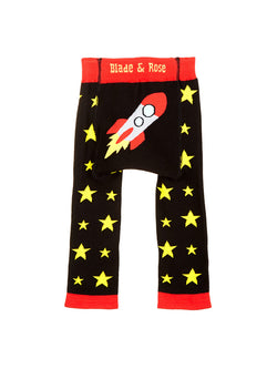 rocket baby leggings back