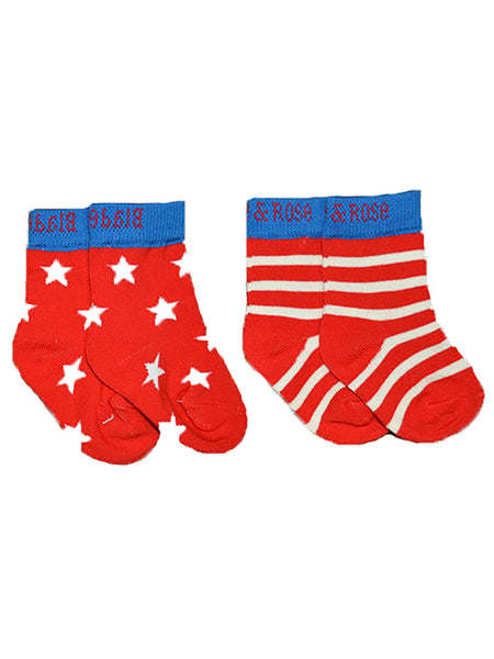 H.R.H Matching Socks - 2 Pack