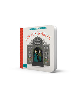 Les Miserables - Best Baby Books - Books for Babies - Front