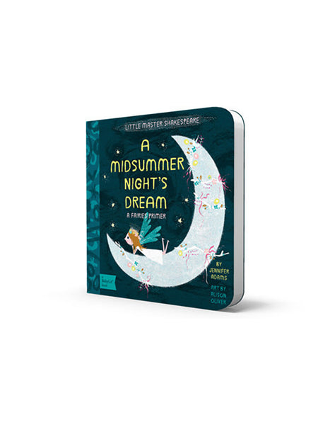 A midsummer nights dream - best baby books - books for babies - front