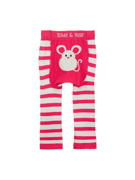 Mouse Baby Leggings
