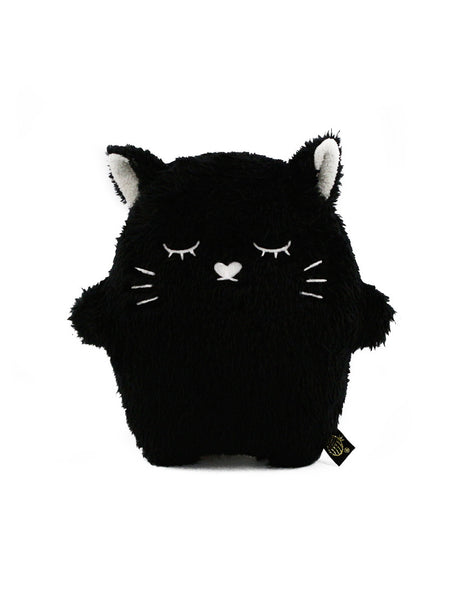 Noodoll Ricemomo Plush Toy - Luxe - Black