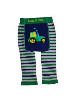 Tractor Baby Leggings