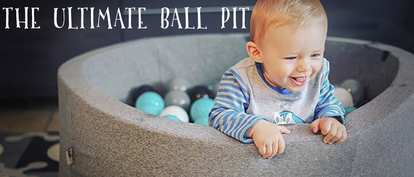 misioo modern ball pit for baby and modern ball pools