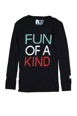 """Fun Of A Kind"" Riley Long Sleeve"