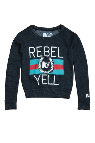 """Rebel Yell Flag"" Emma Sweatshirt"