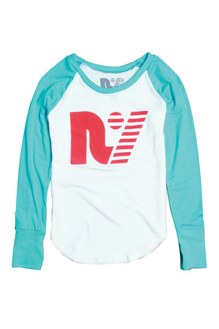 """RY"" Madison Raglan"