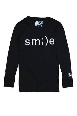 """Smile"" Riley Long Sleeve"