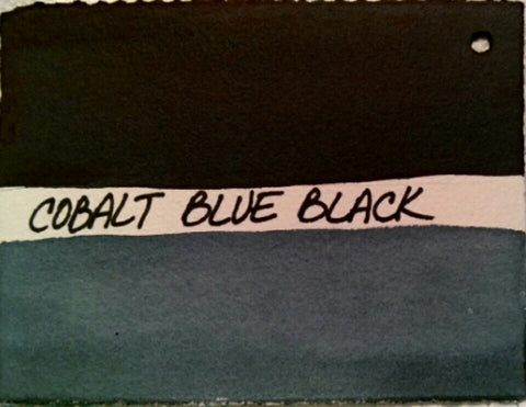 Cobalt Blue Black