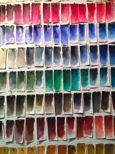 Make Your Own Oil Paint Kit with Quarts of Pigments