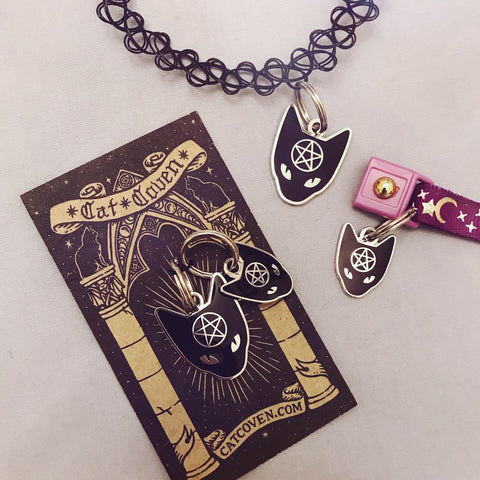 Cat Coven - Charm Set