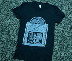 MISPRINT 30 - Memento Mori - Women's Cut Tee SMALL