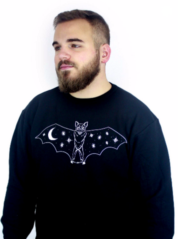 SALE // Creature of the Night Sweatshirt