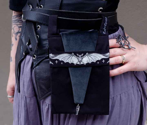 Bat Dancer - Belt Pocket