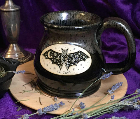 ✷PRE-ORDER✷ Creature of the Night Mug