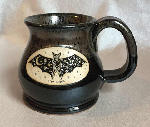SALE // FLAWED Creature of the Night Mug