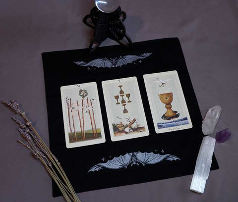 As Above, So Below - Tarot/Altar Cloth