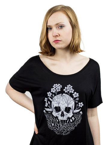 Forget-Me-Not - Slouchy Tshirt