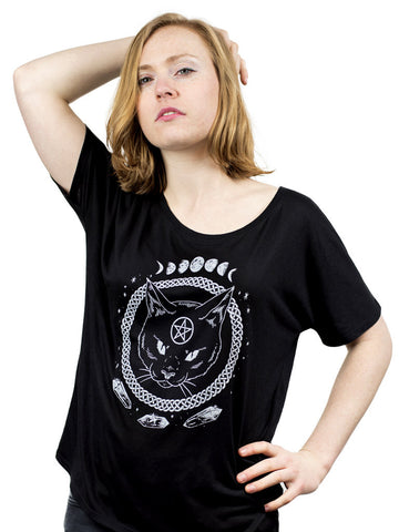 Magickal Protection - Slouchy T-shirt