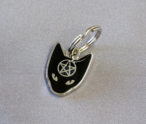 SALE // FLAWED Cat Coven - Mini Charm