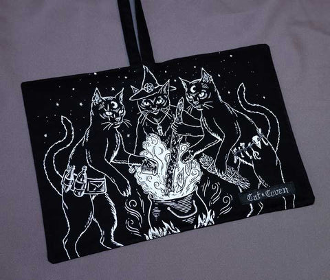 Cat Coven - Utensil Wrap