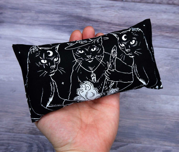 Mini Cat Nip Pillow - Cat Coven