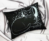 Dream Spell Pillow - Silver