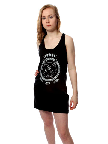 Magickal Protection - Tank Dress