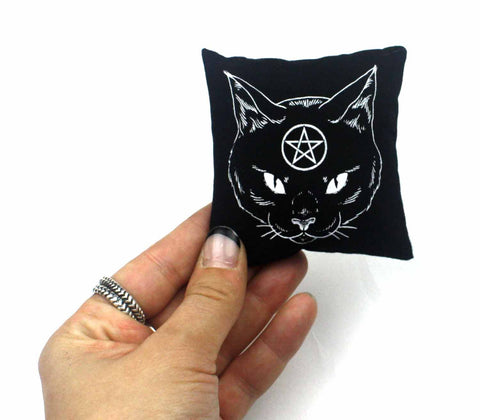 Mini Cat Nip Pillow - Cat