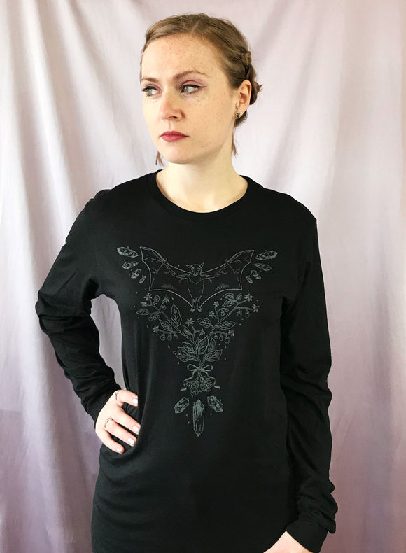Creature of the Night - Long Sleeve T-shirt