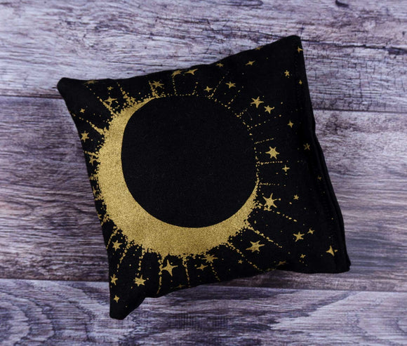 Crescent Moon - Cat Nip Toy