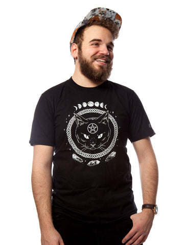 Magickal Protection - Crew Neck T-shirt