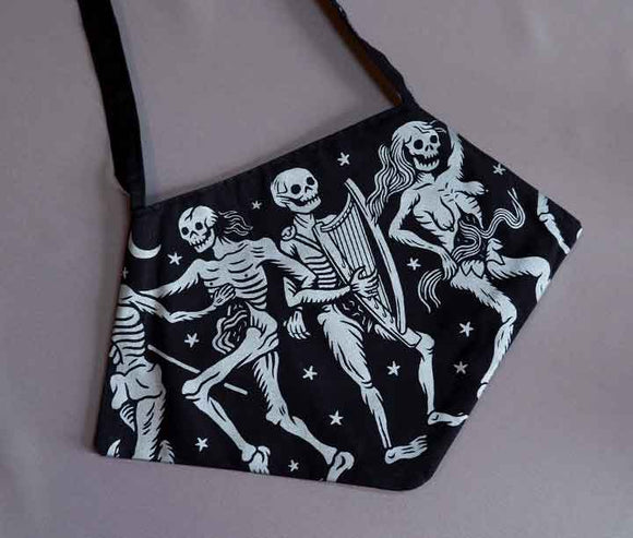 Danse Macabre II - Mini Adventure Bag