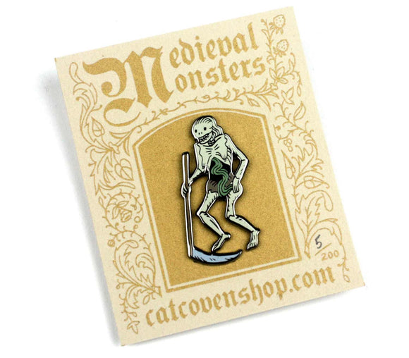 Medieval Monsters: Death Pin