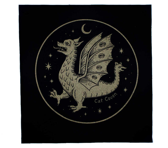 SALE // The Dragon - Back Patch