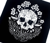Forget-Me-Not - Back Patch
