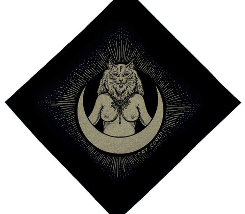 SALE // Priestess of Freyja - Back Patch