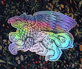 Griffin - Holographic Sticker (1)