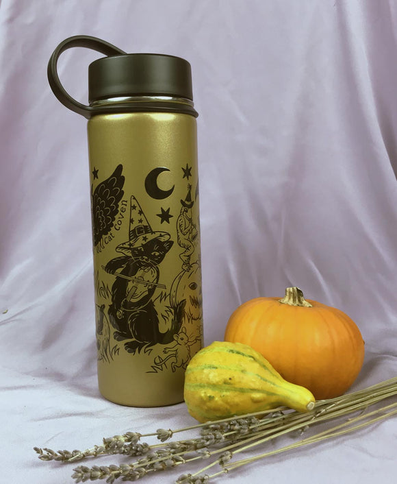 Halloween Jamboree - Reusable Bottle