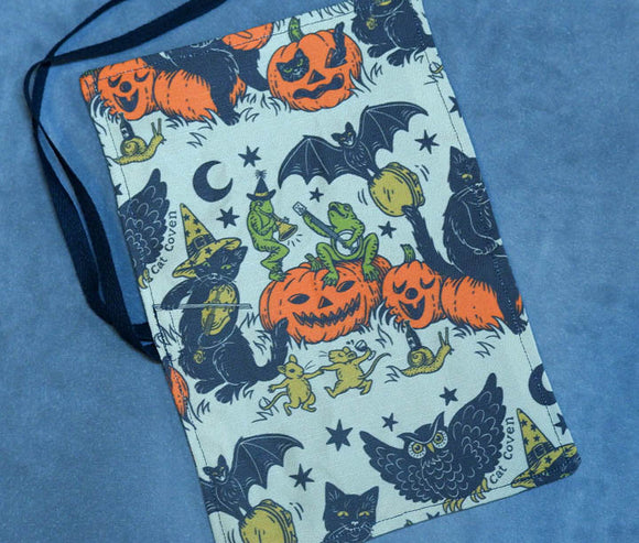 Halloween Jamboree - Utensil Wrap