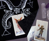 Horned God - Tarot/Altar Cloth