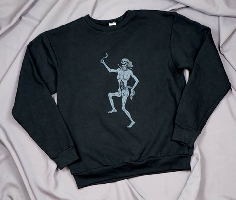 LIMITED 24 - Lady Death Pull-Over Sweatshirt - Medium