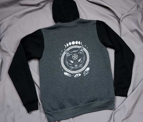 LIMITED 50 - Magickal Protection Hoodie - Medium