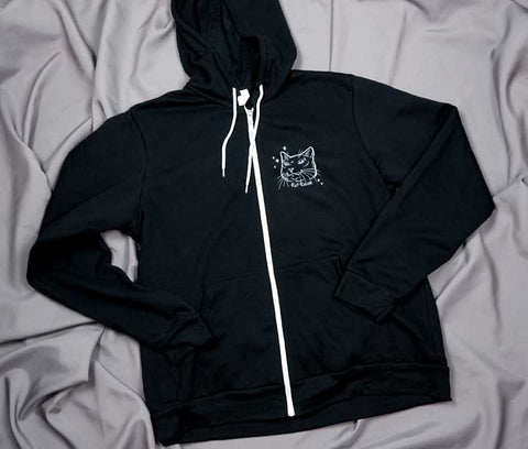 LIMITED 52 - Dream Cat Hoodie - XL