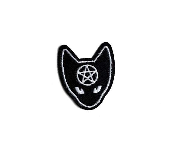 Cat Coven - Tiny Woven Patch