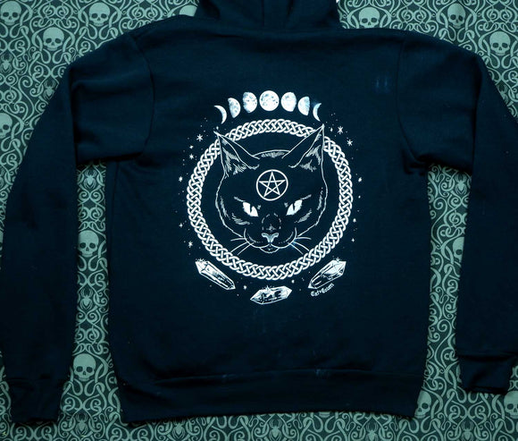 MISPRINT 25 - Magickal Protection - Hoodie MEDIUM