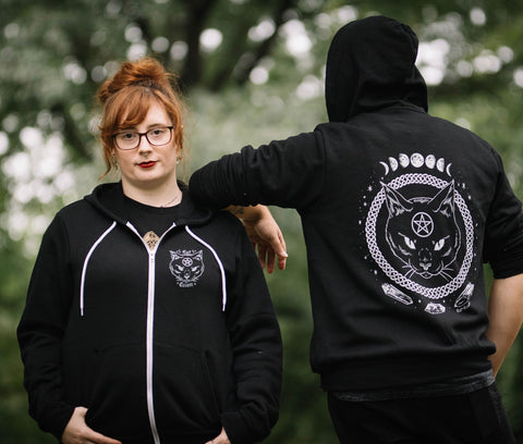 SALE // Magickal Protection Hoodie