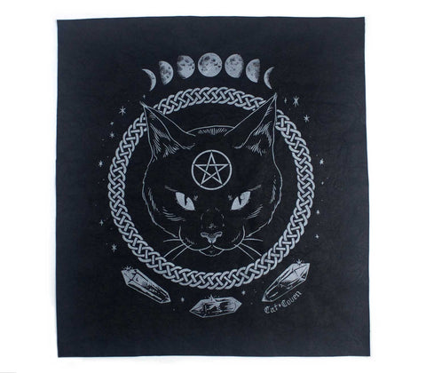 SALE // Magickal Protection - Vegan Leather Back Patch